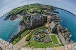Bretagne - Blick auf Fort La Latte