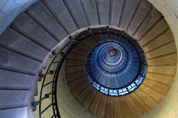 Bretagne France Leuchtturm