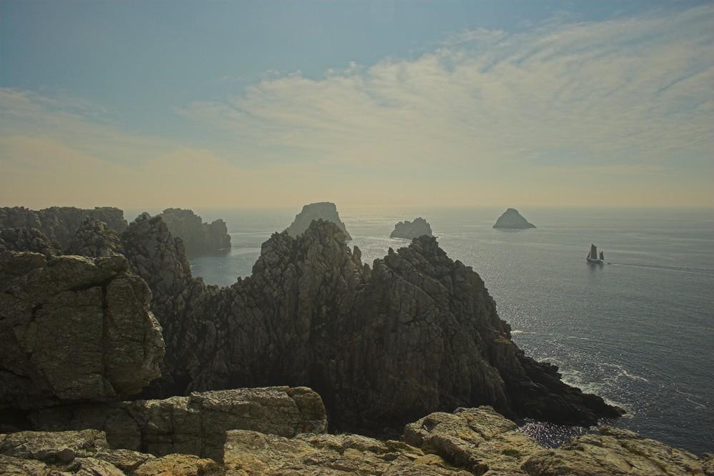 Bretagne, Point du Penhir