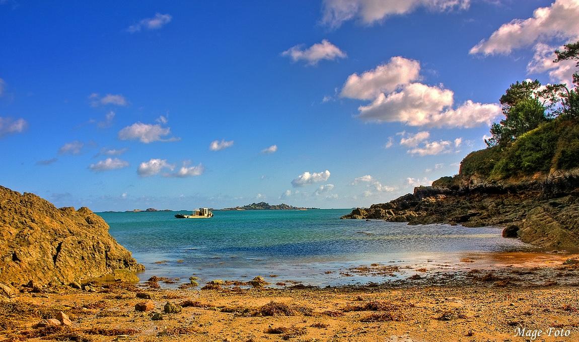 Bretonische Küste