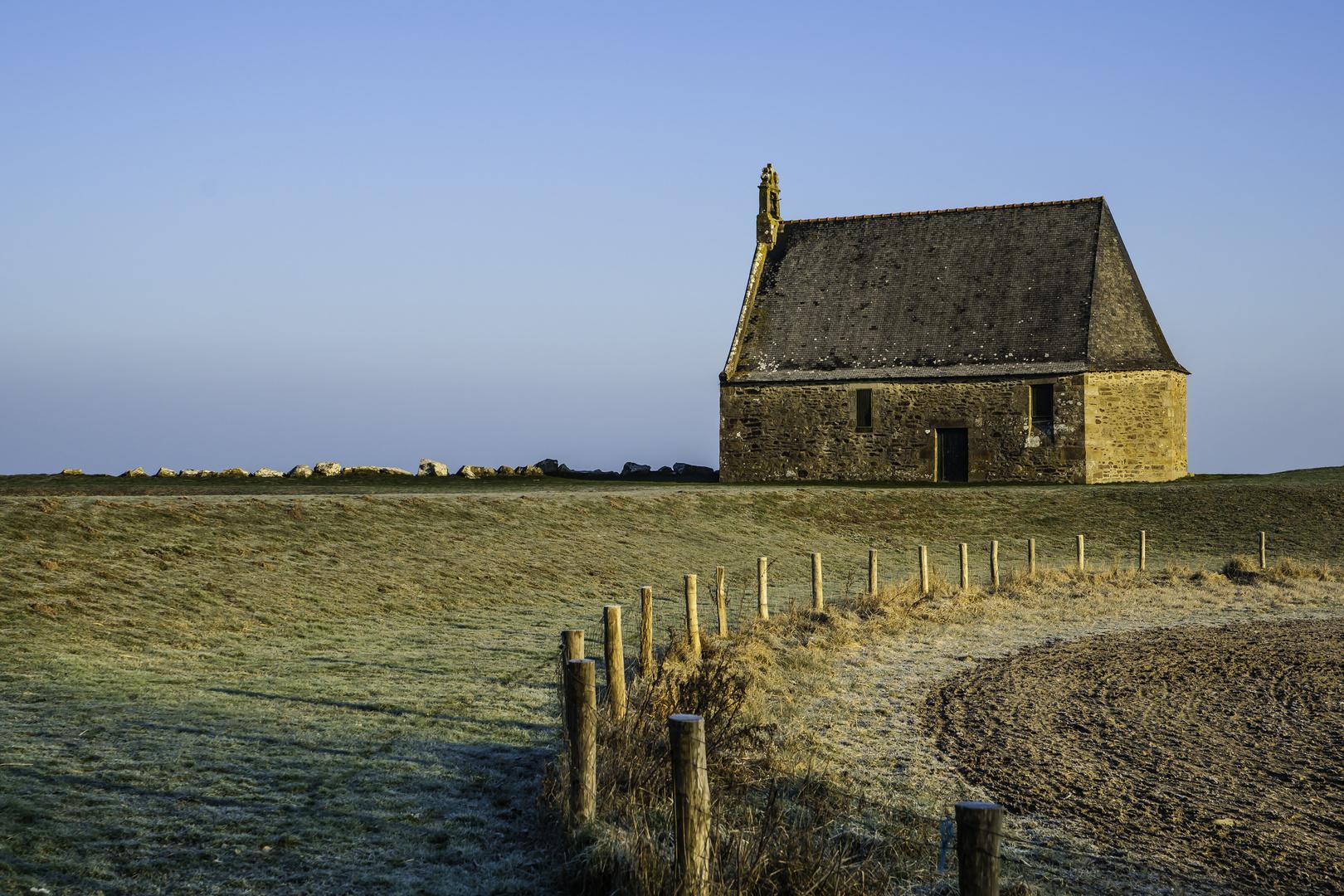 Bretonische Morgen-Idylle