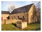 Bretonischer Bauernhof
