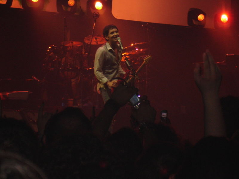Brian Molko-Placebo ,Thessaloniki June 2007