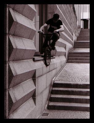 Brian Sadecki - Schmidtgrind am Fensterbrett