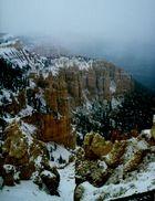 Brice Canyon im Schnee 1