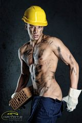 ... bricklayer ...
