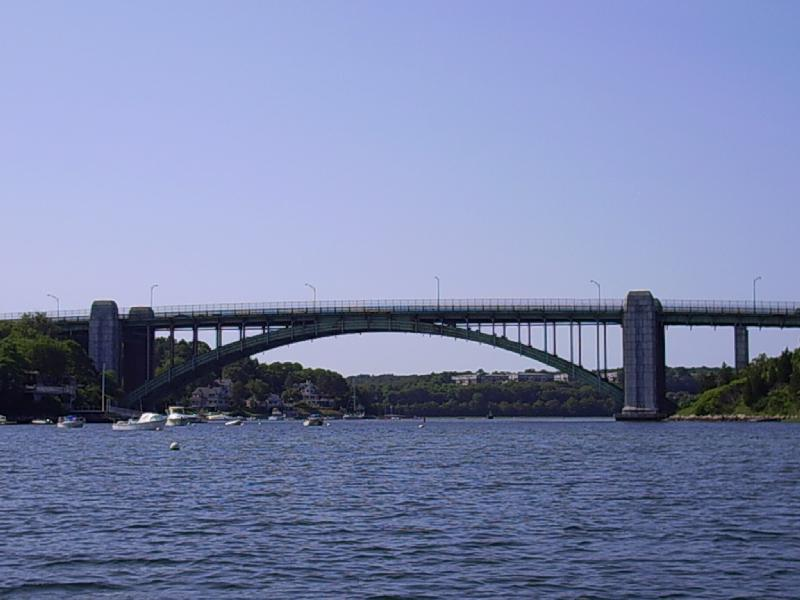 Bridge at Quincy Bay