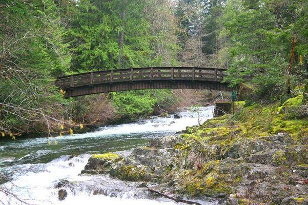 Bridge at the Falls