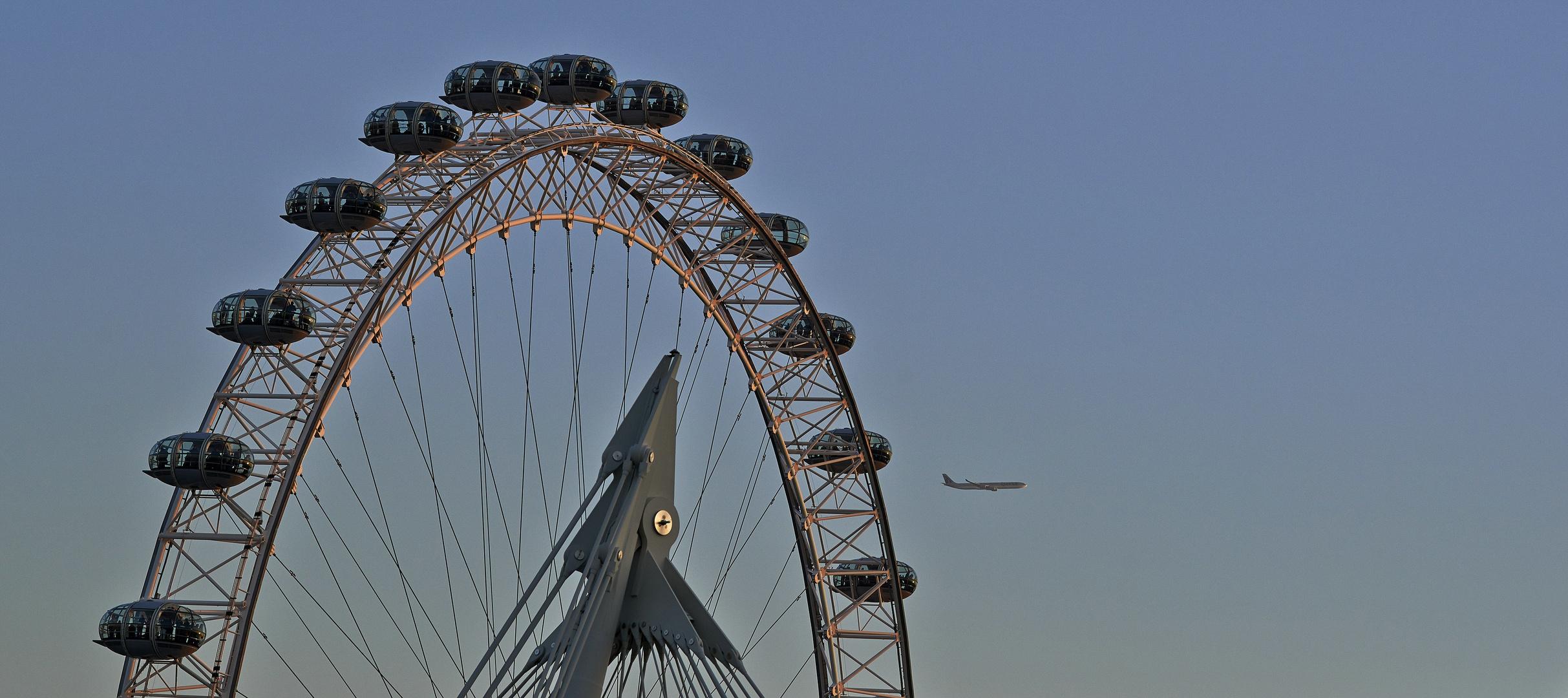 bridge - eye - plane
