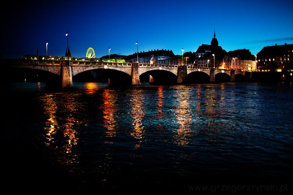 Bridge in Basel