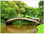 Bridge in Park Kasprowicza