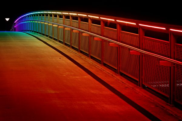 --- Bridge of colours ---