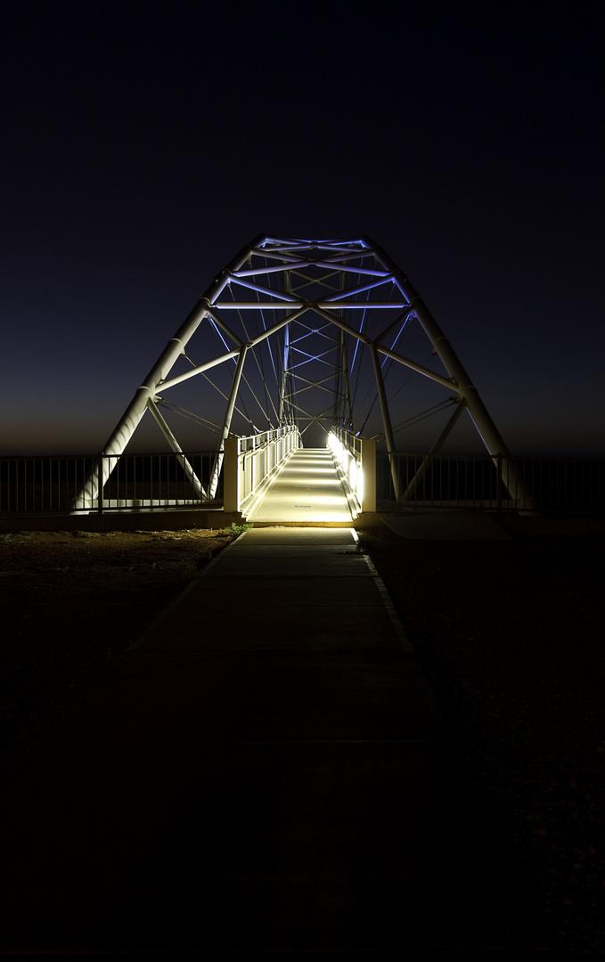 bridge of darkness