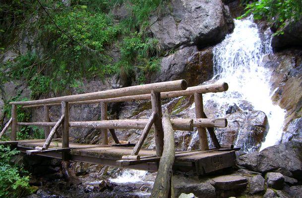 Bridge of fairy tales