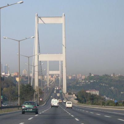 bridge of istanbul
