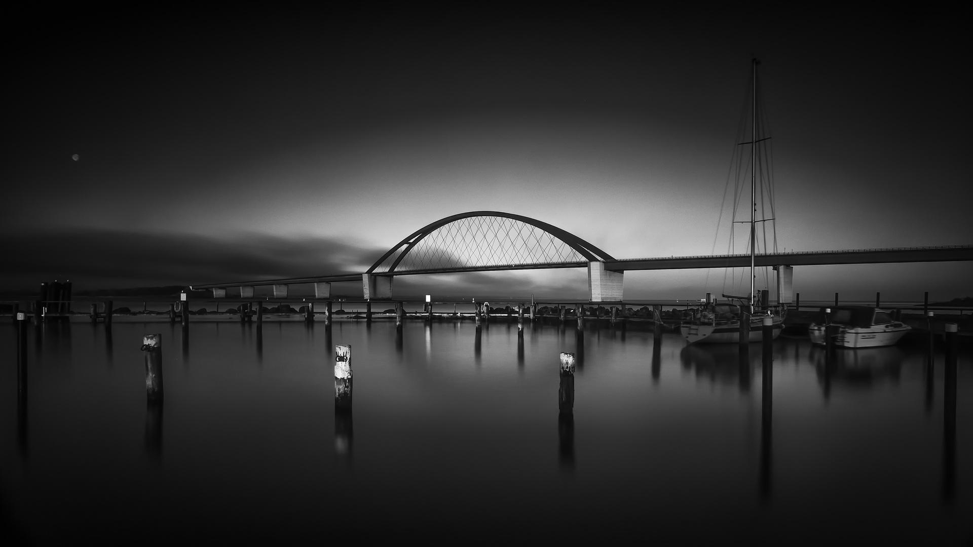 Bridge over FehmarnSund
