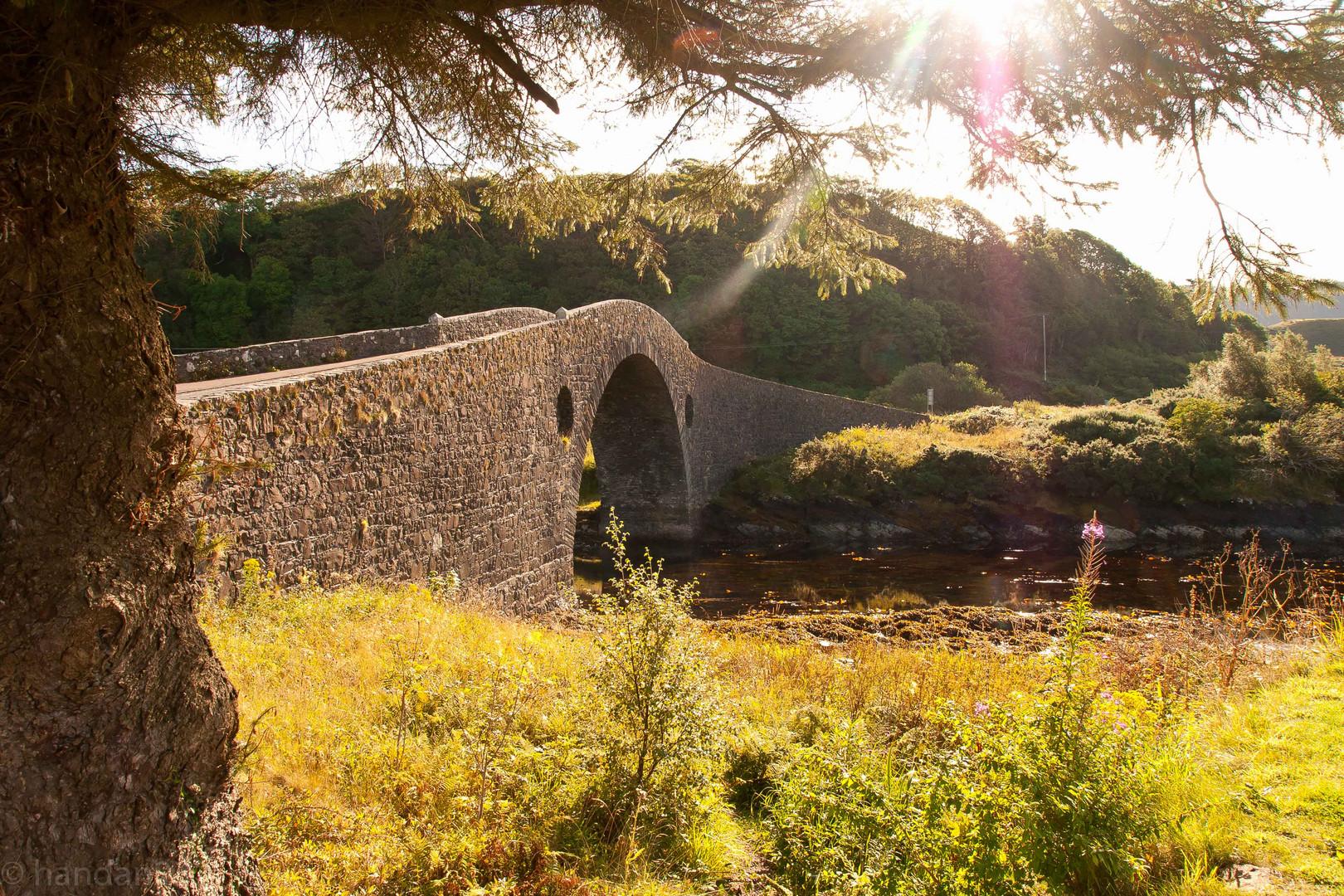 Bridge over the Atlantic (Clachan Bridge)