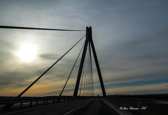 Bridge over trouble water
