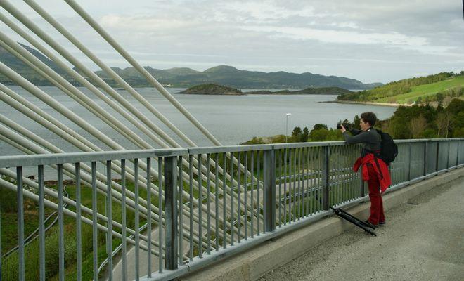 Bridge-photographer