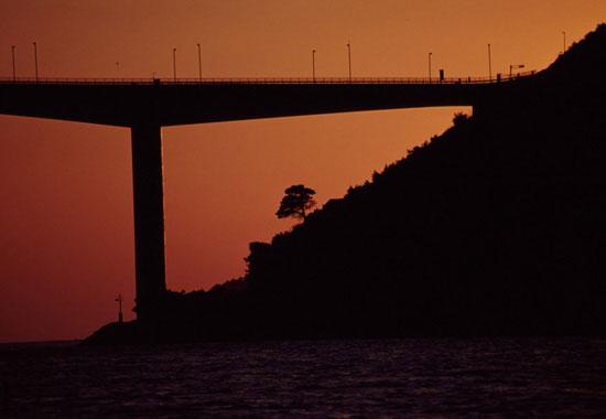 Bridge to Dubrovnik