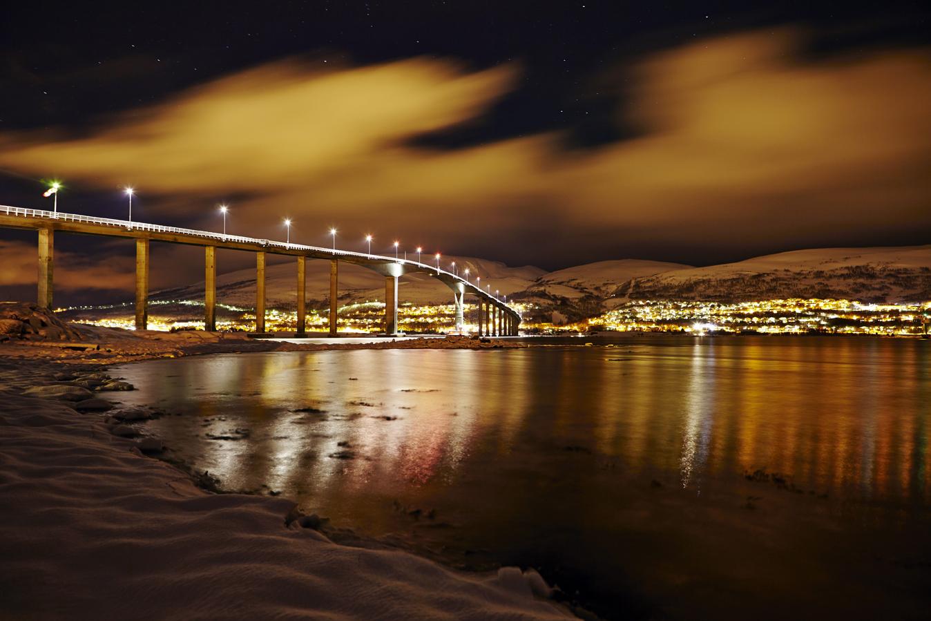 Bridge to Kvaløysletta