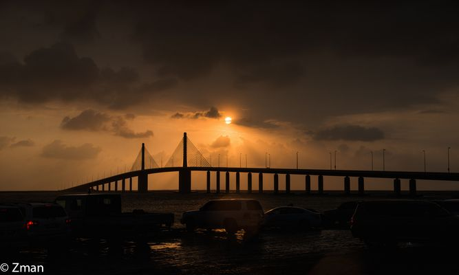 Bridge to no Where under the rain 02