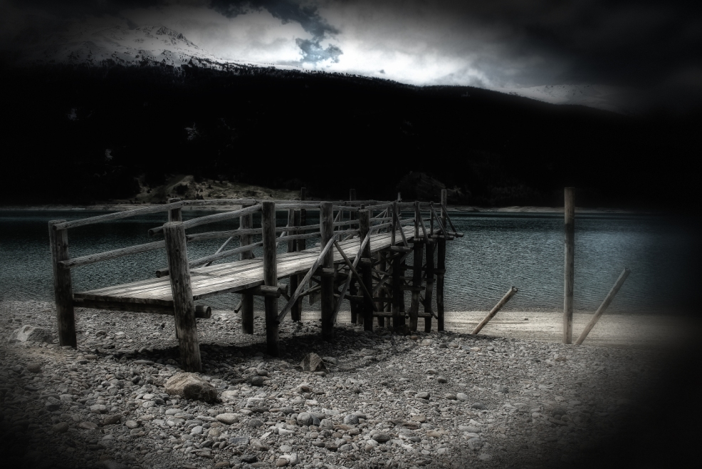Bridge to nowhere.......