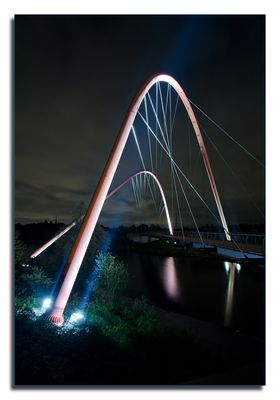 - bridged -