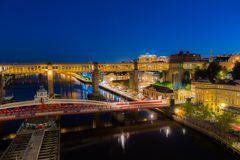 Bridges by night