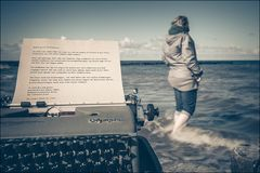 Brief an die Meereswellen