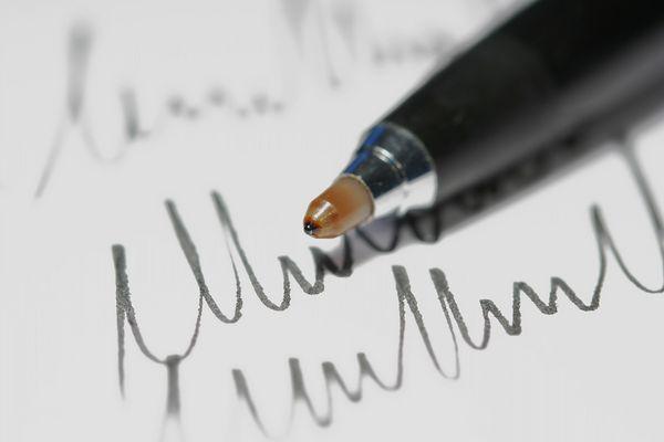 briefe schreiben...
