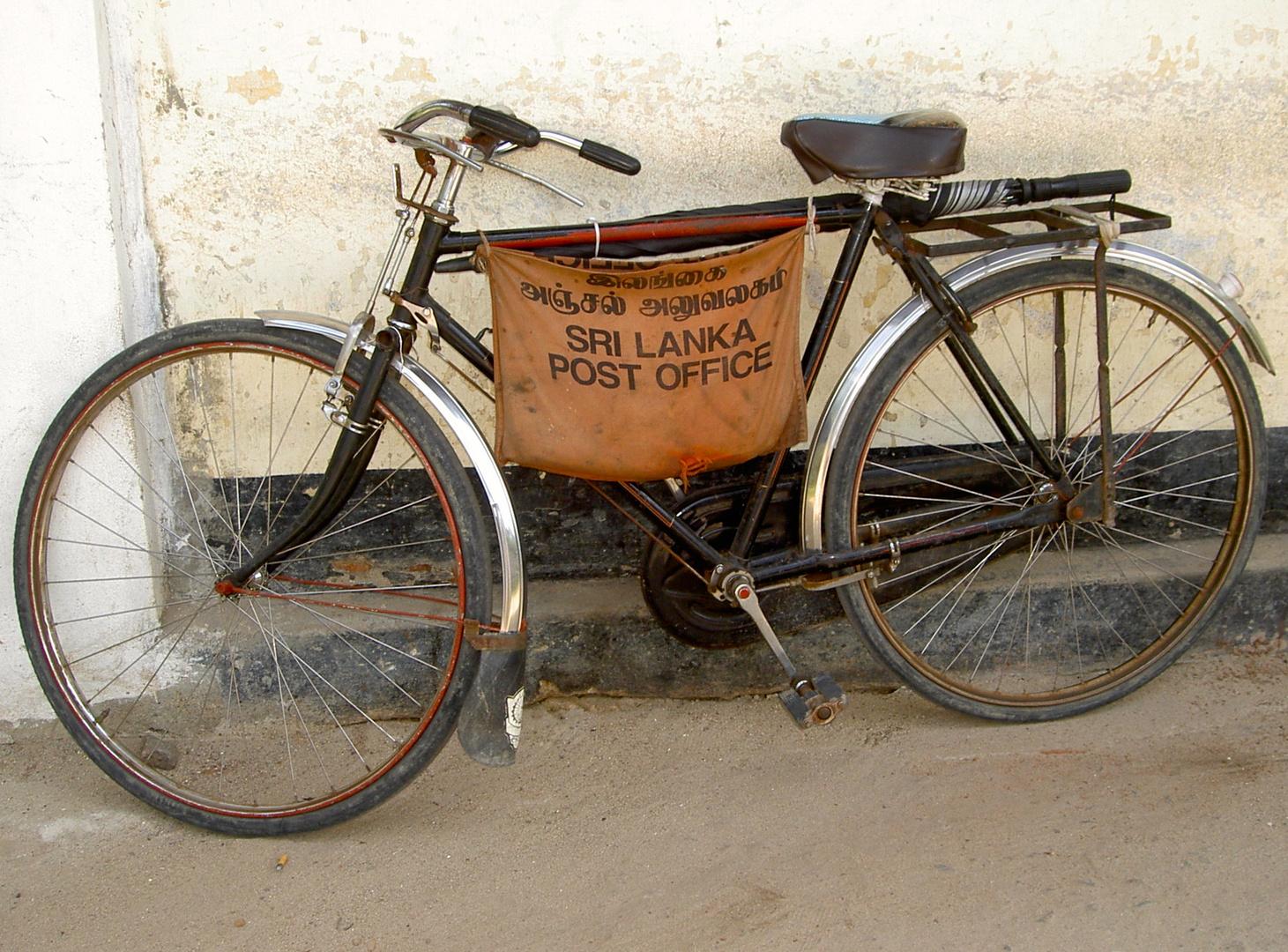 Briefkasten in Sri Lanka