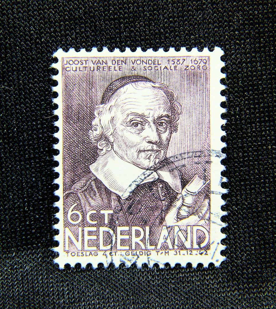 Briefmarke Nederland