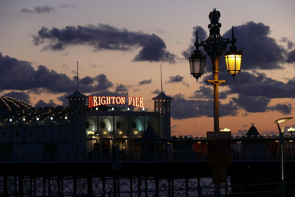 Brighton Oktober 2008