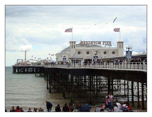 .. Brighton Pier ..