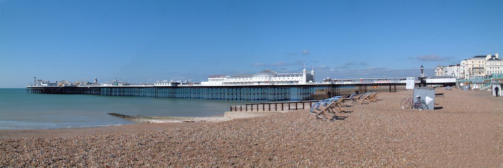 Brighton Steg
