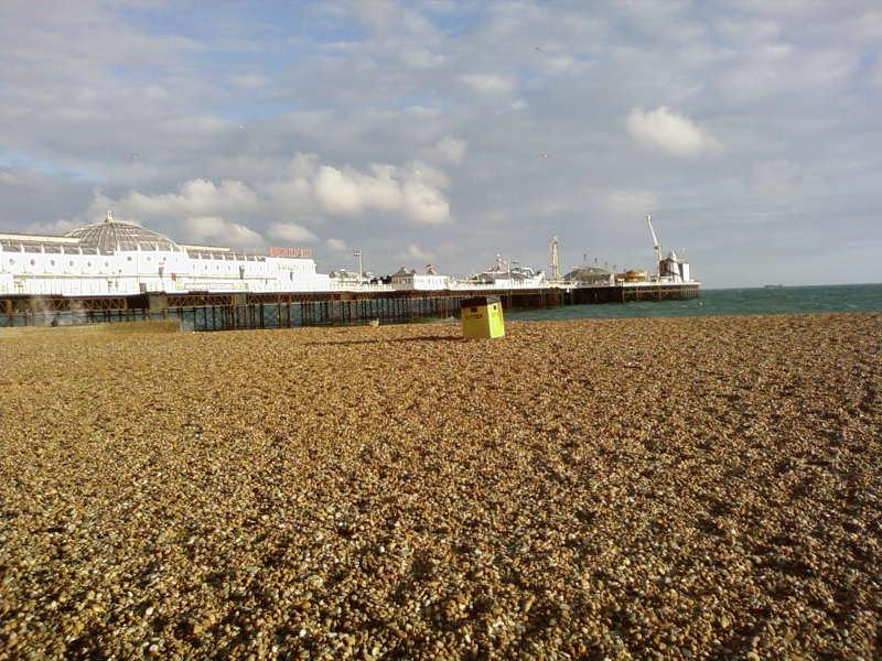 Brighton Strand, Pier