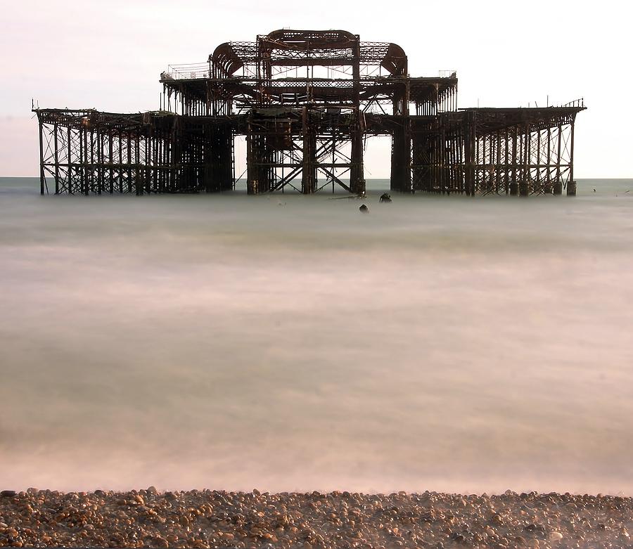 Brighton West Pier - I