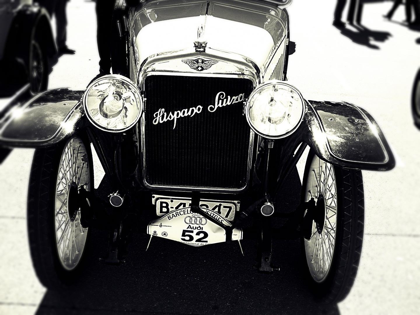 Brillante Hispano Suiza