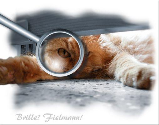 Brille? Fielmann!