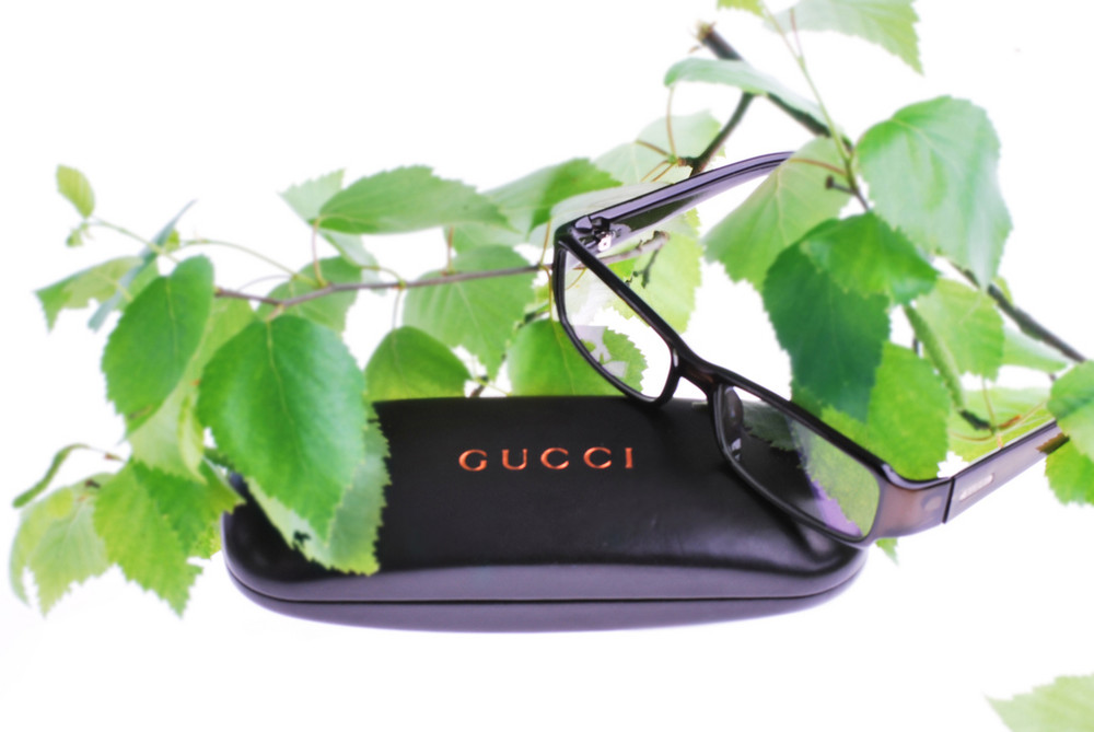 Brille von Gucci