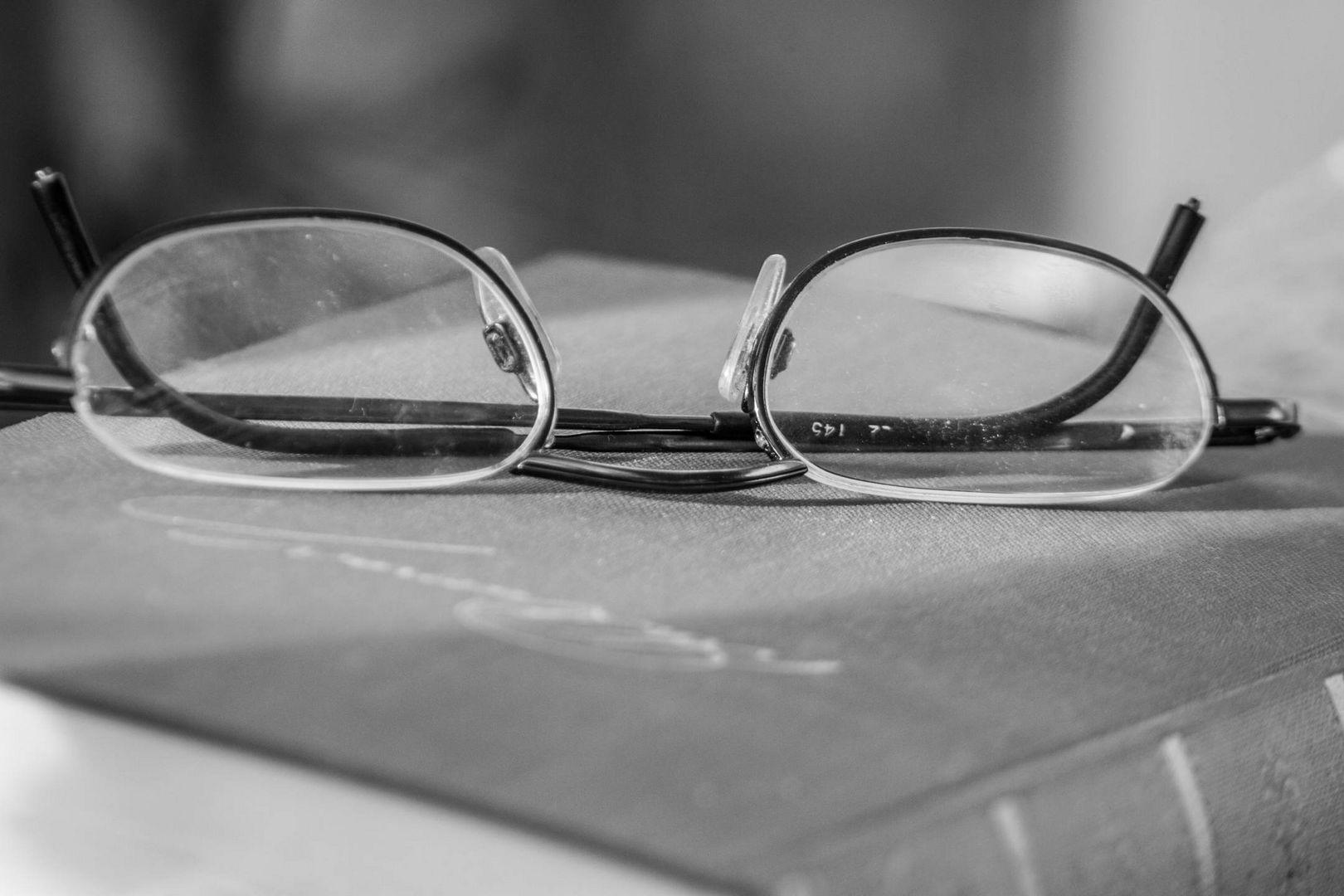 Brillen Buch