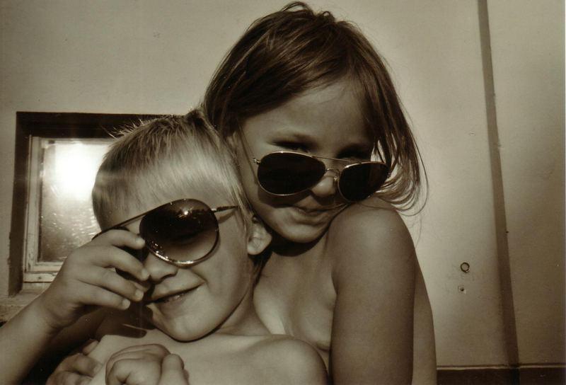 Brillenkinder