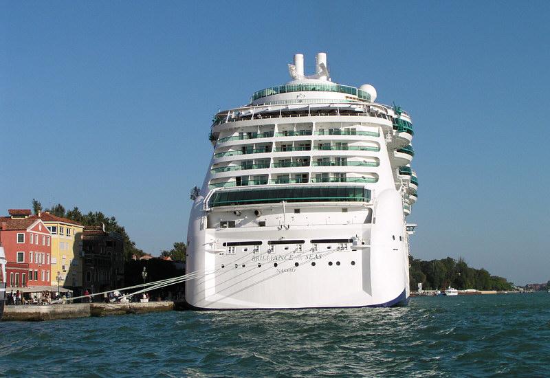 Brilliance of the Seas in Venedig