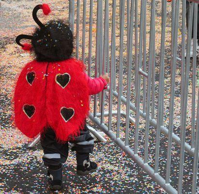 Bring mir Glück kleiner Käfer