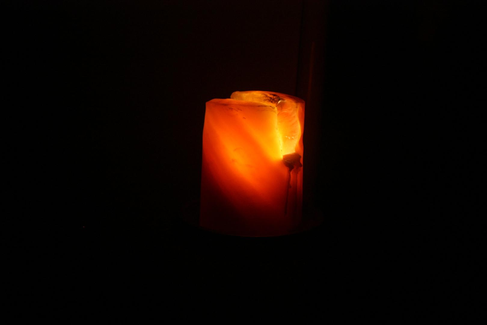 Bringe Licht ins Dunkel