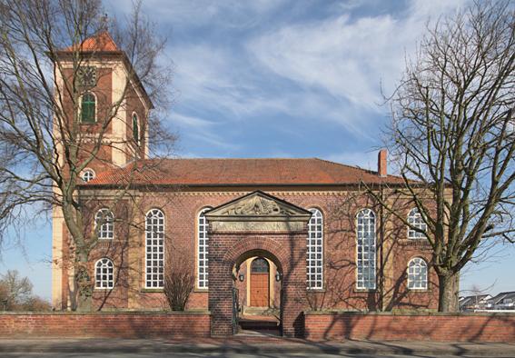 Brinkumer Kirche 2013 (Brinkum)