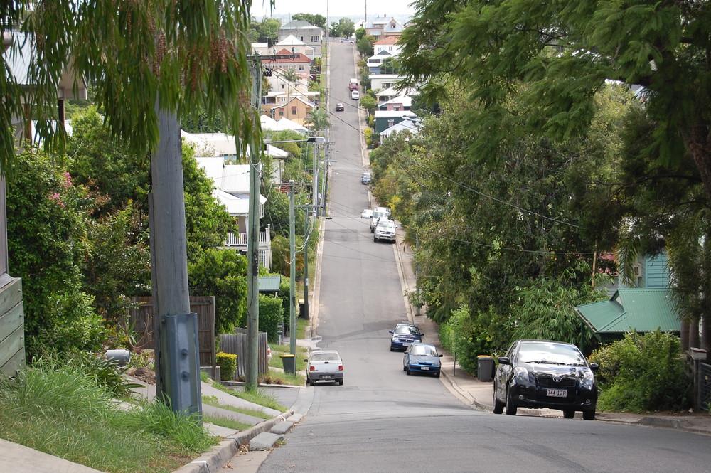 Brisbane extrem streets