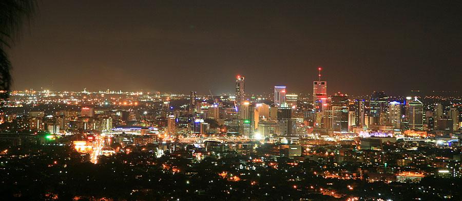 Brisbane@night