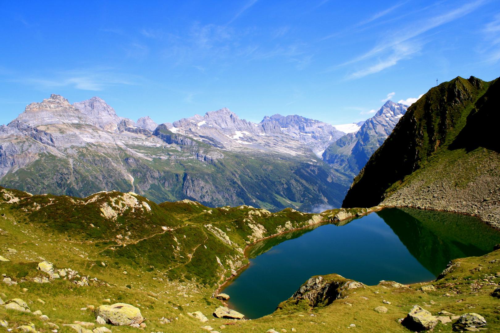 Bristenseeli, UR, Schweiz